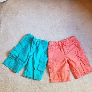 Boys Osh Kosh Cargo Shorts - Size 5T